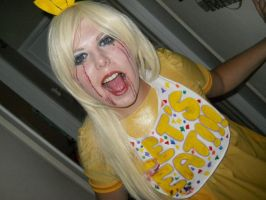 FNAF: Chica, Scare jump! by Xane6