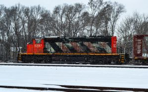 CN/GTW L521 11-27-14 by wolvesone