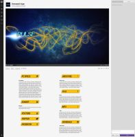 Pulse Twitch Layout by sYpr0