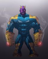 thanos new by hoppopngo