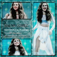 +Photopack Selena Gomez #12. by PerfectPhotopacks