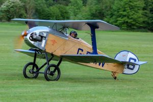 Staaken Z-21 Flitzer by Daniel-Wales-Images