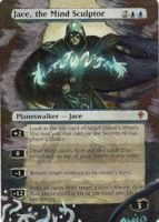 Jace, The Mind Sculptor by GargoyleGardens