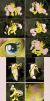 +-Flutteryshy Custom Plush V2+ by Eternalskyy