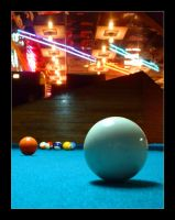 The Cue Ball by neuget