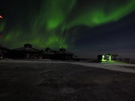 Northern Lights VIII by dani221