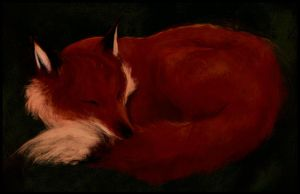 Vulpes vulpes by Gabrielit