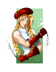 Cammy White by DarkRinoa88