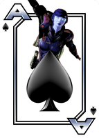 sumerkhan - Ace Of Spades by NoAng3l