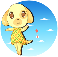 Goldie by Ambercatlucky2