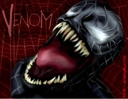 Venom Movie by Rene-L