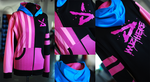 LEAGUE OF LEGENDS: jinx hoodie by envylicious