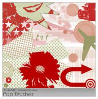 Pop Art Brushes by Scully7491