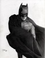 Bale Batman 2 by DMThompson