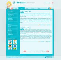 Wordpress ++ by neadodesigns