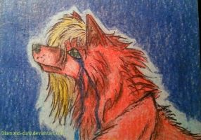 .::ACEO card trade with Spenzix3::. by Snowstorm-wolf