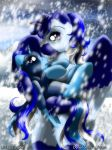 snow storm and snow miser by FlyingPony