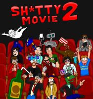 Shitty movie 2 by LJPhil