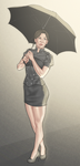 Umbrella by Georgel-McAwesome