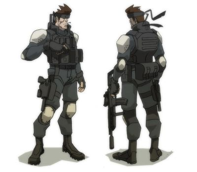 mgs bleh by ZWYER