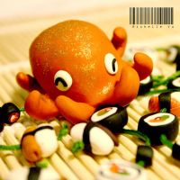 oishii octopus by n0-name