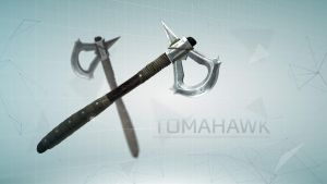 Tomahawk of Conner by mn9x