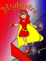 Retro Highwire  early 1960s  by KiteBoy1