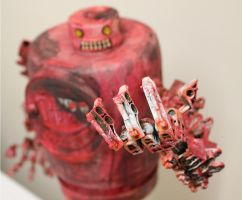 assemblage red a by rupertvalero