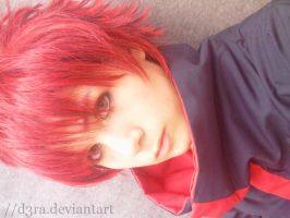 Sasori Cosplay 2 by D3ra