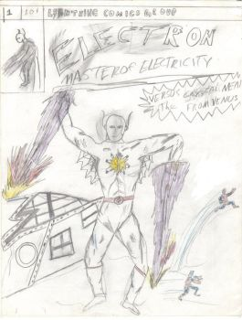 Electron, the Master of Electr by Xenorama