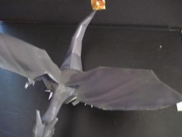 Charizard Papercraft 02 by PrincessStacie