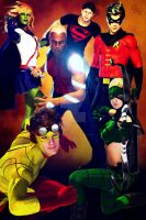 Young Justice 02 by CodenameZeus