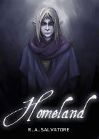 Homeland book cover by AspartameChild