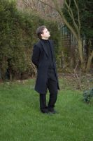 Black Coat Stock 1 by rhyfelwr-stock