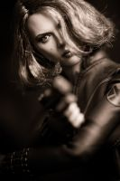 Hot Toys Black Widow by StudioKawaii