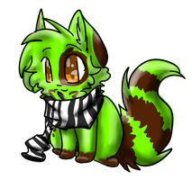 chibi commission one by Freckled-Kat