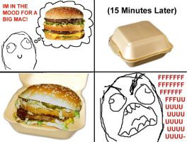 Big Mac FFFFFFUUUUUUU by Mister-Cooper