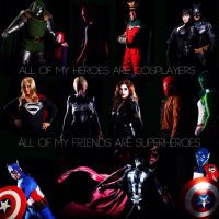 All My Friends Are Heroes by Cadmus130