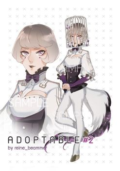 [ OPEN ] Adoptable set price #2 by RNbeammer