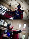 Lelouch of the Rebellion by kitsunesqueak