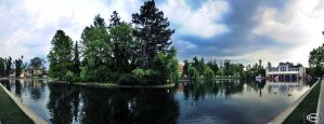 Chios Park Panorama by Alex230