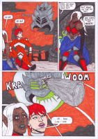 Amazons and Aliens: Page 3 by Branded-Curse