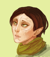 DA: Merrill by Vaahlkult