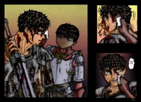 Casca Wipping away by deathmaydie05