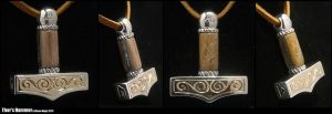 Thors Hammer by Dans-Magic