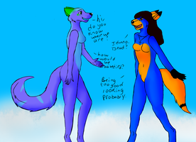 Shade730 contest entry by WolfTiger98