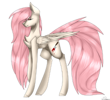 .:Gift:. Bored Punzie by HeartCrushh