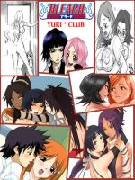 New Bleach Yuri Club ID by BleachYuriClub