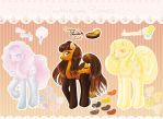 ThoothsomePonies sheet II auction :OPEN 1/3: by MaGeXP