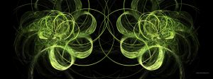 Apophysis 01 - Dual Screen by XClimax